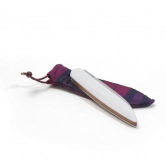 Superbe couteau fabriqué par Roland Lannier, maître coutelier à Thiers