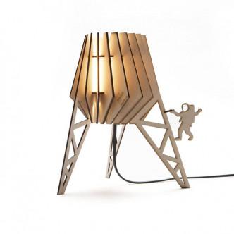 Pieds en kit pour lampe de table mini spot-nik Van Tjalle en Jasper.