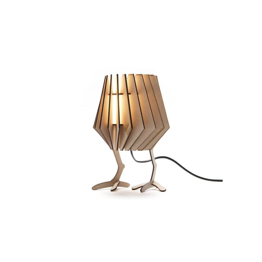 Kit accessoires pattes de poulet pour la lampe spot-nik mini Van Tjalle en Jasper