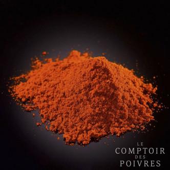 Poudre de paprika fumé Pimenton d'Espagne