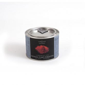 Boîte fraicheur refermable paprika fumé Comptoir des Poivres
