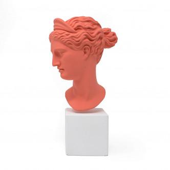 Artémis, buste décoratif par Sophia, Grèce.
