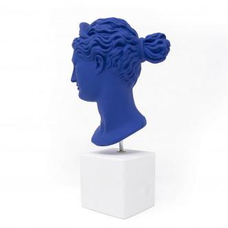 Buste Artémis, reproduction pop statuette grecque