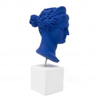 Petit buste statuette grecque, déco arty par Sophia