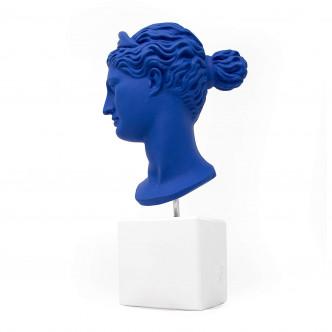 Profil Artémis, statuette par Sophia, Grèce.