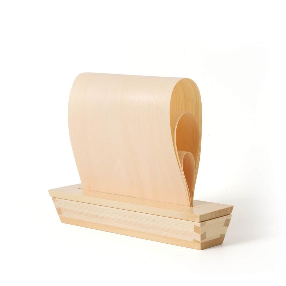 Humidificateur en cyprès naturel design japonais