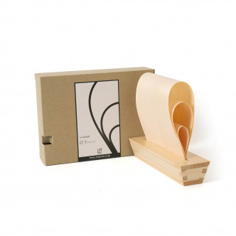 Produit artisanal du Japon, humidificateur écologique en cyprès naturel