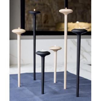 Photophores pour bougies chauffe-plat design contemporain fabriqués en France