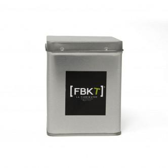 Boîte à thé en métal par FBKT, La Fabrikathé