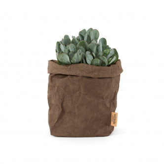 Très déco petit sac en fibre de cellulose création originale Uashmama