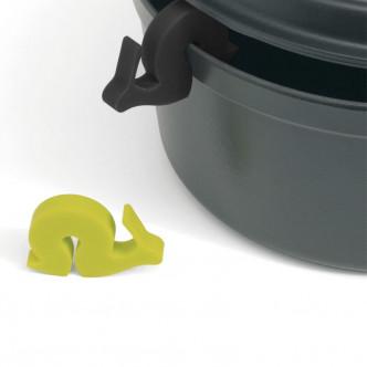 Petits accessoires pour cuisiner, escargot en silicone alimentaire