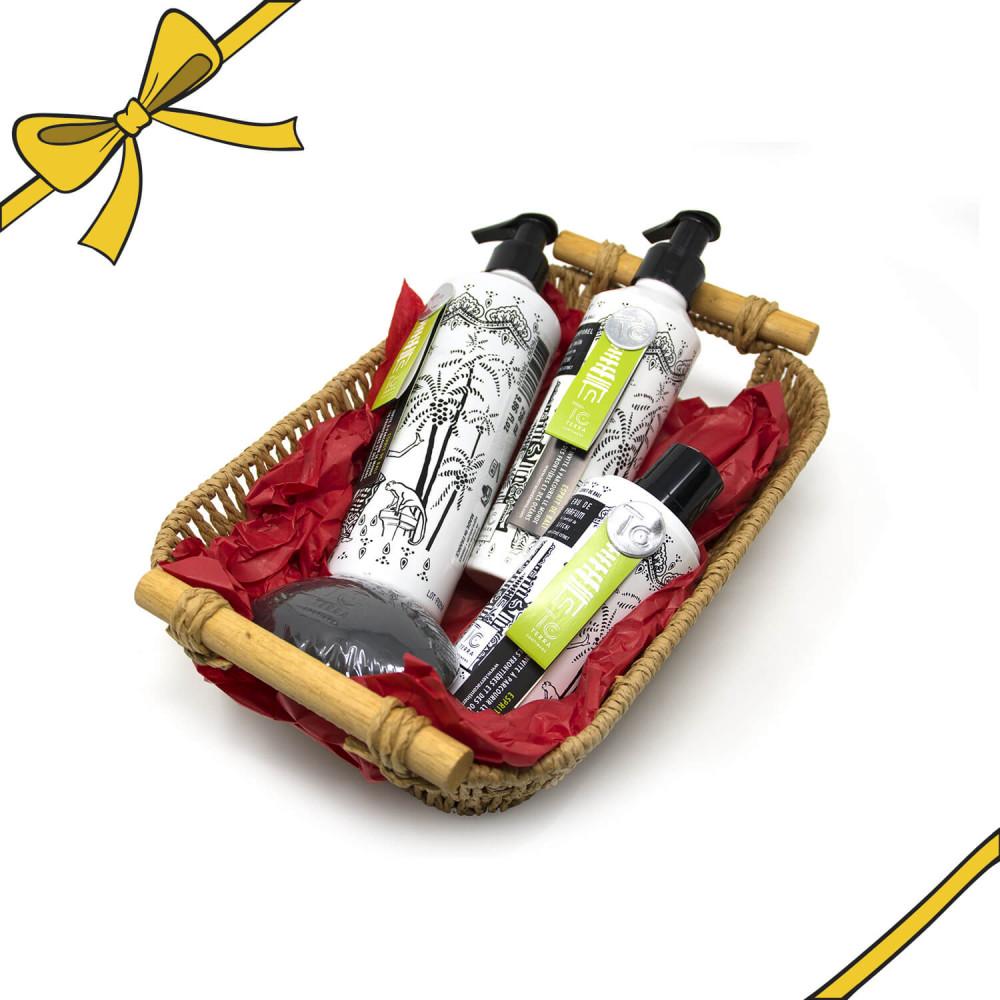 Coffret cadeau gamme fragrances pour le corps Esprit de Bali