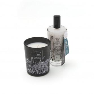 Gamme parfumée pour la maison Esprit Celte par Terra Continens