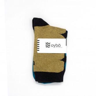 Chaussettes Oybo fabriquées en Italie