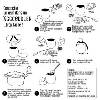 Mode d'emploi du Aggcoddler