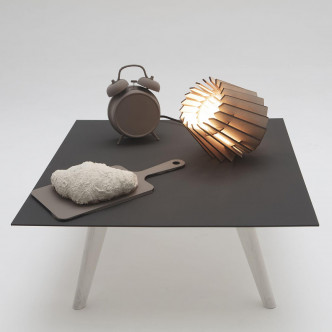 "Lampe de table mini-spot par ""Van Tjalle en Jasper"""