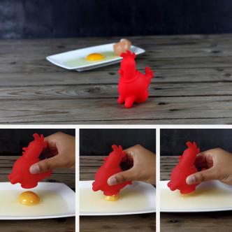 Très efficace pour séparer les jaunes des blancs d'œufs : Ouch par Cookut