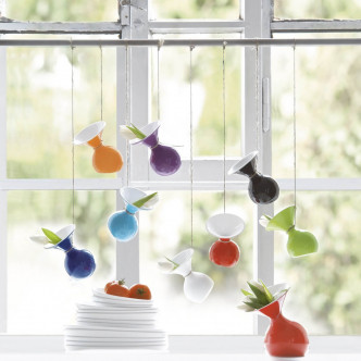 SELENA - Vase en céramique