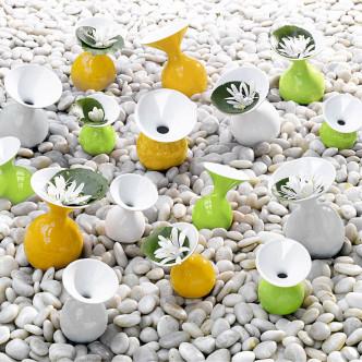 Soliflores, vases Lulu ASA