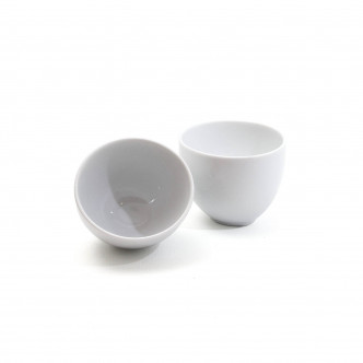 Tasses ovales en porcelaine ASA Home