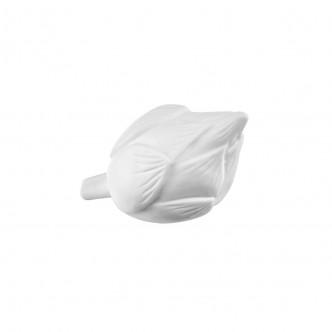Artichaut céramique blanche petit modèle
