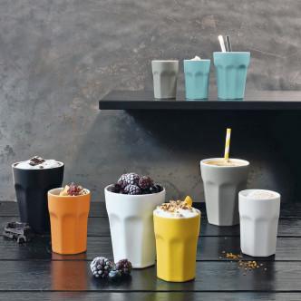 Gobelets et mugs en céramique de couleur ASA