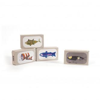 Epicerie fine, conserves de poissons design, José Gourmet