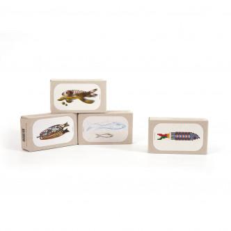 Petites sardines en conserve, Epicerie fine José Gourmet