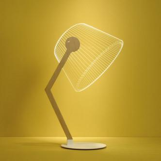 Effet 3D de la lampe Ziggi par Cheha Design
