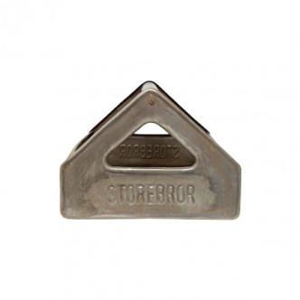 Boîte à outils vintage industriel