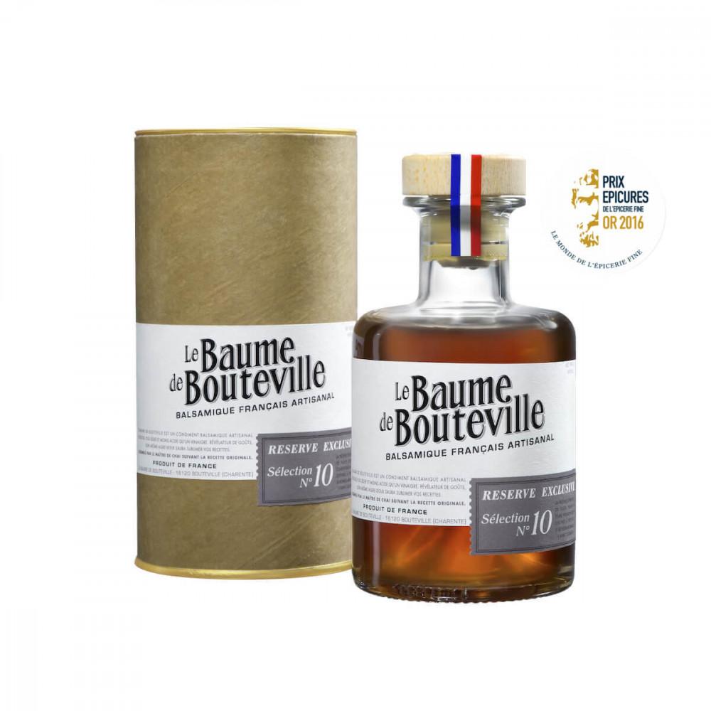 Baume de Bouteville médaille d'or Prix Épicures de l'épicerie fine 2016