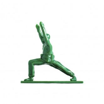 Virabhadrasana I, posture de yoga